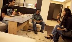 Simbu, Meera Jasmine, VTV Ganesh