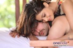 Neil Nitin Mukesh and Puja Gupta Romantic Still