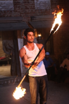 Prateik Babbar Still From Issaq