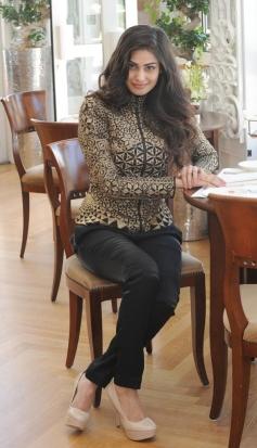 Puja Gupta at Cannes Film Festival 2013
