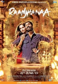 Raanjhnaa New Poster