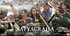 Satyagraha Firstlook Poster