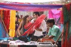 Deepika Padukone and Ranbir Kapoor Still From YJHD