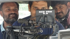 Telugu Movie Alias Janaki Working Stills