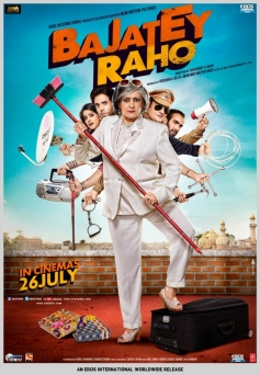 Bajatey Raho First look Poster