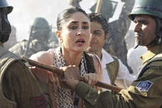 Kareena Kapoor Still From Satyagraha