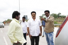 Nimirnthu Nil Working Stills