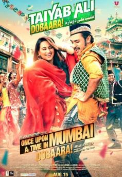 Once Upon a Time in Mumbaai Dobaara New Poster