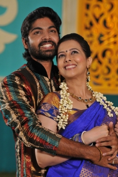 Actor R Vivek and Actress Megha Burma