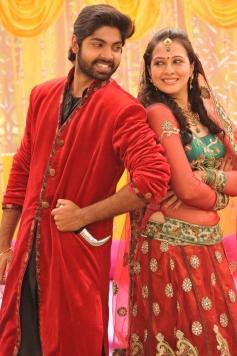 R Vivek and Megha Burma