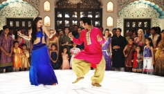 Evelyn Sharma and Kunaal Roy Kapur Still From YJHD