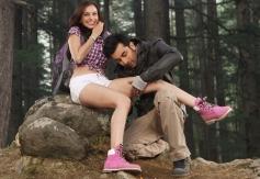Ranbir Kapoor and Evelyn Sharma Still From YJHD