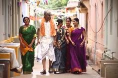 Sathyaraj and Sri Divya