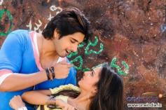 Sushanth and Shanvi Still From Adda Film