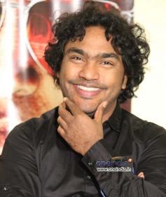 Arjun Janya in Kannada Movie Victory Press Meet