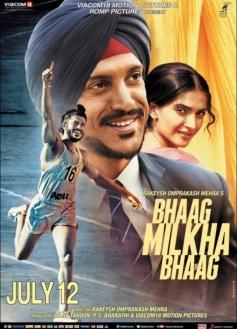 Bhaag Milkha Bhaag New Poster