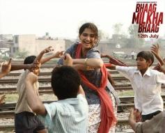 Sonam Kapoor still from Bhaag Milkha Bhaag