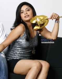 Bhavana Rao in Kannada Movie Money Honey Shani