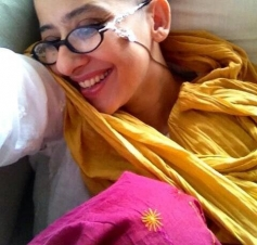 Cancer Free Manisha Koirala