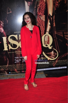 Sashaa Agha at the Premiere of film Issaq