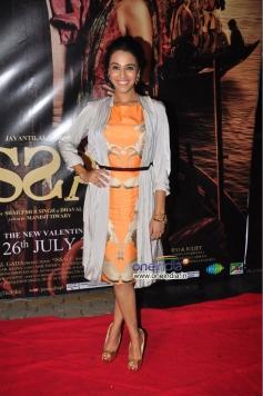 Swara Bhaskar at the Premiere of film Issaq