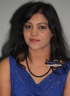 Chayashree at Suri Gang Audio Release