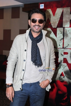 Irrfan Khan during D Day Film Promotion