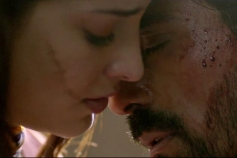 Shruthi Hassan and Arjun Rampal in D Day