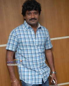 Director Prem at Dasavala Press Meet