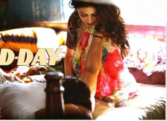 Hot Shruthi Hassan and Arjun Rampal in D Day