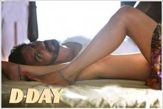 Arjun Rampal in D Day