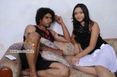 Sri Murali and Rekha in Kannada Film Loosugalu
