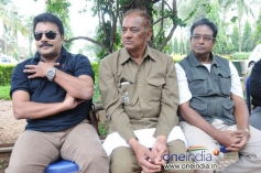 Saikumar, Om Saiprakash, Ranganath in Kannada Movie Kaligaala