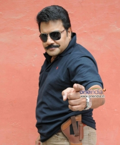 Saikumar in Kannada Movie Kaligaala