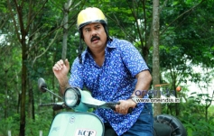 Maniyanpilla Raju in Malayalam Movie Namboothiri Yuvavu @ 43