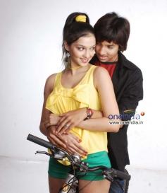 Priya Bharat-Khanna in Master Kishen in Kannada Movie Teenage