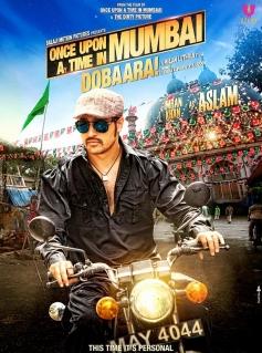 Once Upon Ay Time in Mumbaai Dobaara poster