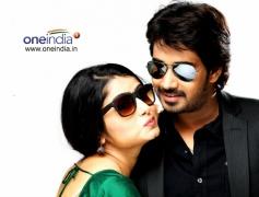 Surya Teja and Aakanksha in Paani Poori Movie