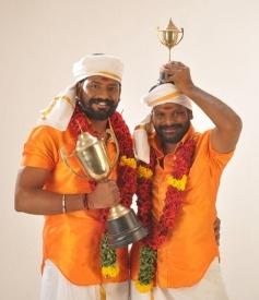 Sarathy and Kanja Karuppu