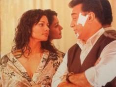 Pooja Kumar and Kamal Haasan Still From Vishwaroop 2