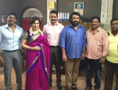Puneeth Rajkumar, Archana, Mohanlal in Kannada Movie Mythri