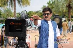 Ramesh Aravind in Kannada Film Mangana Kaili Manikya