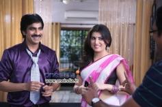 Ravi Teja and Archana Veda in Balupu