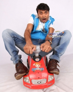 Sharan in Kannada Movie Victory