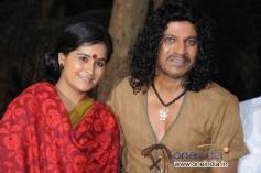 Harini and Shivrajkumar in Kannada Film Bajarangi