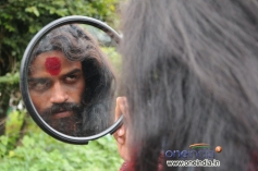 Sandeep in Kannada Movie Half Mentlu