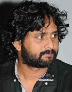 Srinagar Kitty at Droha Kannada Film Press Meet