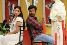 Kavya Shetty and Dinesh