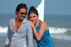 Actor Arshan, Actress Sony Charishta