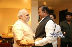 Actor Mohan Babu meets Narendra Modi
